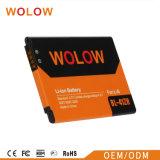 batteria del telefono mobile dello Li-ione 1900mAh per il LG