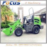 China-kleine Mini0.8 Tonnen-Vorderseite-Ladevorrichtung für Verkauf
