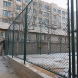 金網のチェーン・リンク/Security /Netting/ Temporarayか金属の塀