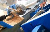 خشبيّة درجة عمود كهربائيّة مسحاج تخديد آلة مخرطة