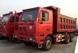 Carro de descargador caliente de Sinotruk HOWO 6X4 371HP de la venta Zz3259n324pb3