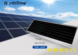 LEDはSolar Energy情報処理機能をもった時間制御の太陽街灯をつける