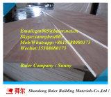 Le peuplier de contreplaqué de noyau commercial pour produire des meubles de haute qualité