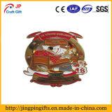 La fundición de alta calidad personalizado insignia metálica
