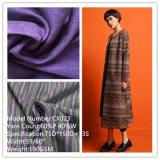 Ткань шерстей Canxing/пряжа шерстяной ткани покрасили для одежды