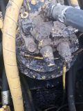 Lagarta usada hidráulica 340dl da máquina de mineração da condição de trabalho da esteira rolante