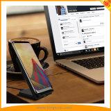 carregador sem fio de 10W Qi para iPhone8/8 Plus/X