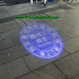 Мощный светодиодный проектор с логотипом