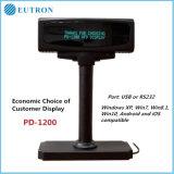 USB 2*20 VFD 고객 폴란드 전시 Pd 1200