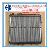 Hilux Ln147 (OEM16400-5B590)를 위한 Alouminum Plastic Brazed Car Radiator