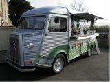 熱いDog CateringヴァンかSaleのためのVintage Food Truck Cateringヴァン