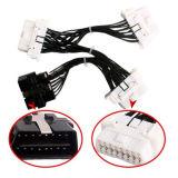 от 1 до 3 16 кабель OBD 2 переходники разъема выдвижения y Splitter Pin для любого автомобиля