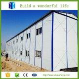 Modularer Stahl-und Glas-moderner Entwurfs-Duplexhaus-vorfabriziertlieferant