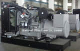 550kVA 440kwの予備発電のイギリスエンジンの無声タイプディーゼル発電機セット