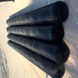 Polipropilene di plastica Geogrid biassiale per la costruzione di strade