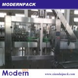 飲料Machinery Gas Containing Drink Auto Washing、FillingおよびSealing Production Line