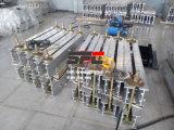 Machine de vulcanisation commune de courroies, bandes de conveyeur épissant la machine