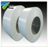 Cor Revestidos de alumínio de zinco onduladas Folhas de revestimentos betumados PPGI Folha do perfil