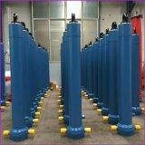 Tipos diferentes cilindro hidráulico telescópico da parte frontal para o reboque