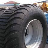 Los neumáticos agrícolas Mobile cajones de grano Granja de montaje de neumáticos de flotación de las ruedas y neumáticos