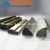 Fenêtre de profil en aluminium d'électrophorèse et châssis de porte
