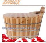 증기 나무로 되는 욕조 고품질 욕조 목욕탕 가구
