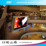 P5mm 3 en 1 Color interior SMD LED pantalla LED de la publicidad---8