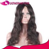 Onda brasiliana del corpo della chiusura frontale del merletto di alta qualità 360