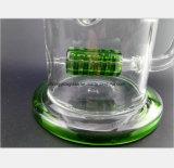 Glasfilter-Tabak des rohr-4.72-Inch, der Glas-Pfeife aufbereitet