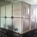 Depósito de agua de plástico reforzado con fibra de fibra de vidrio de contenedores