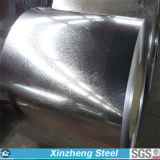 le matériau de toiture de 0.125mm-0.8mm Q195 Dx51d Chine a galvanisé la bobine en acier