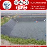 HDPE simple Geomembrane de surface approximative avec le prix bon marché
