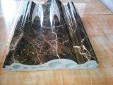 Marmorfliese, die für Innendekoration-Wand Fram formt
