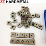 Calza ajustable de la pieza inserta del corte del CNC del estándar de ISO K20 Yg8