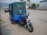 2015 motocicleta da roda do triciclo três da cabine de excitador do fim
