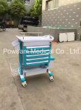 Chariot médical médical médical pour hôpitaux