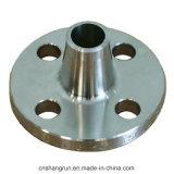 Bride de collet de soudure d'ASME B16.5 Class150/collet de soudure pour des garnitures de pipe