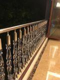 Puede ser permeable a la luz de acrílico transparente de la manera Apoyabrazos Rail