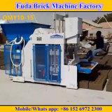 Qmy10-15大きい自動油圧具体的で移動可能なブロック機械