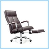 Bester Preis und PU-lederner materieller laufender Bürovorsteher-Stuhl (WH-OC001)