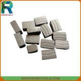 De Segmenten van de Diamant van de Kwaliteit van China voor Zandsteen/Kalksteen/Graniet/Marmeren Knipsel