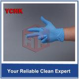 Одноразовые промышленного использования нитриловые перчатки