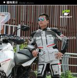 Homens Cordura Motoboy do vestuário de Moto Jaqueta com camisa de equitação do protector da CE