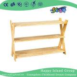 Школа экономических дружественных деревянные перегородки полки (HG-4201)