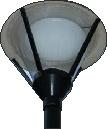 30W 고품질 알루미늄 사각 LED 정원 빛