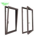 Style populaire clignotants&fenêtre en aluminium avec un prix d'inclinaison