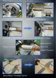 Rebar 100mm продевая нитку машину с устоичивыми конструкциями деятельности