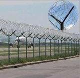 空港のためのGlavanizedの熱いSaled有刺鉄線