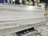 Mármol de madera cristalino de la vena, azulejos de madera cristalinos del mármol de la vena
