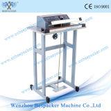 De gemeenschappelijke Eenvoudige Voet In werking gestelde Nylon Verzegelende Machine van het Type